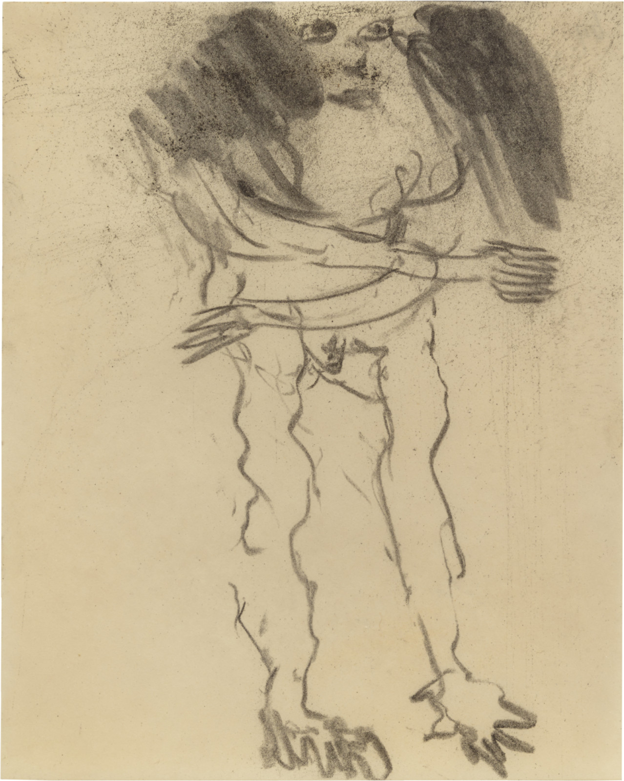 Drawing, dated c. 1966