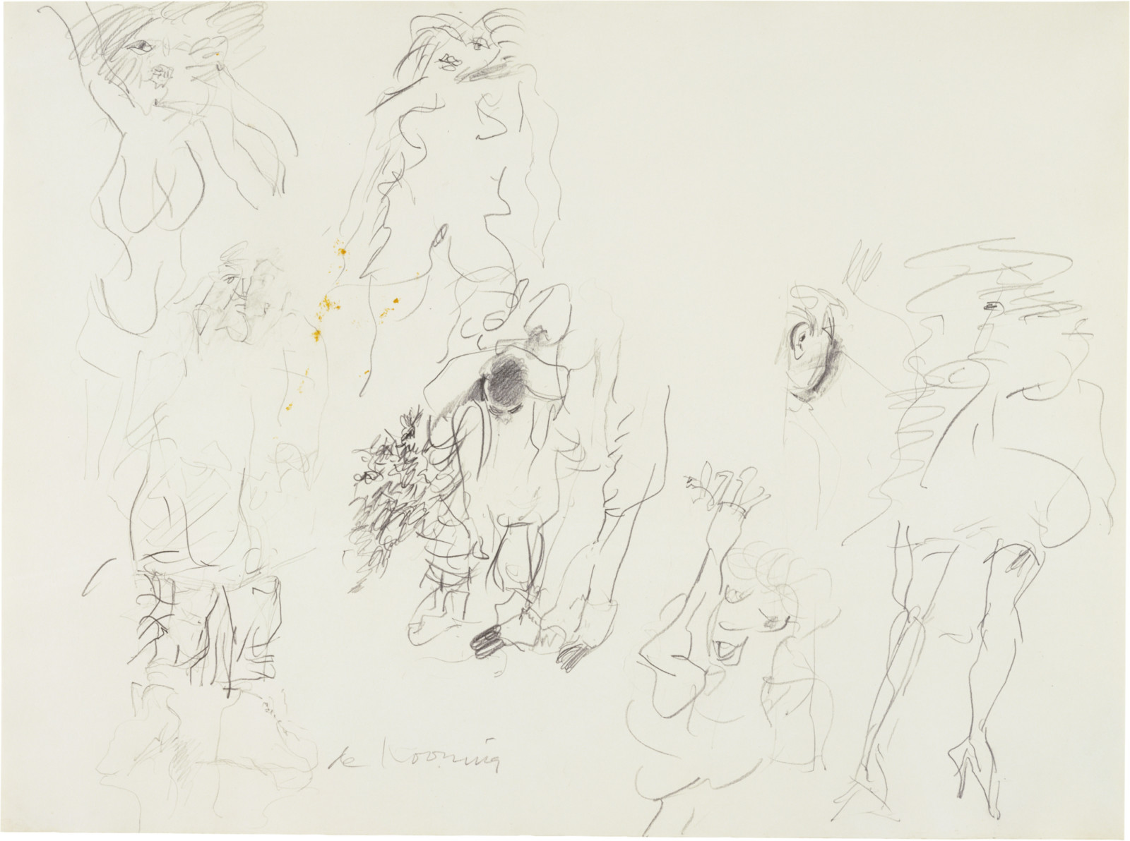 Drawing, dated 1969