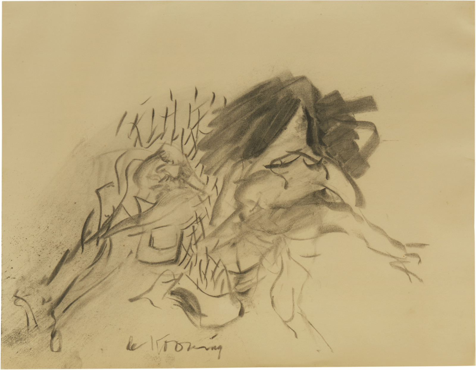 Drawing, dated 1966–67