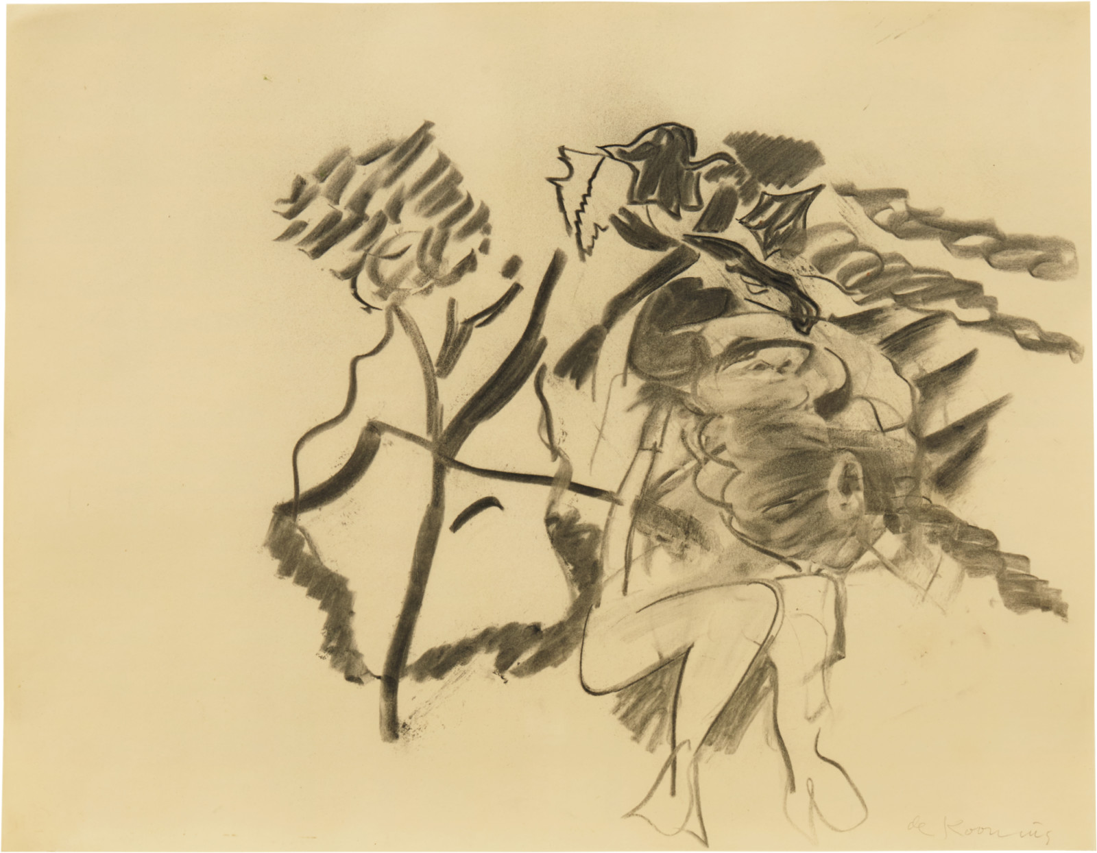 Drawing, dated 1968
