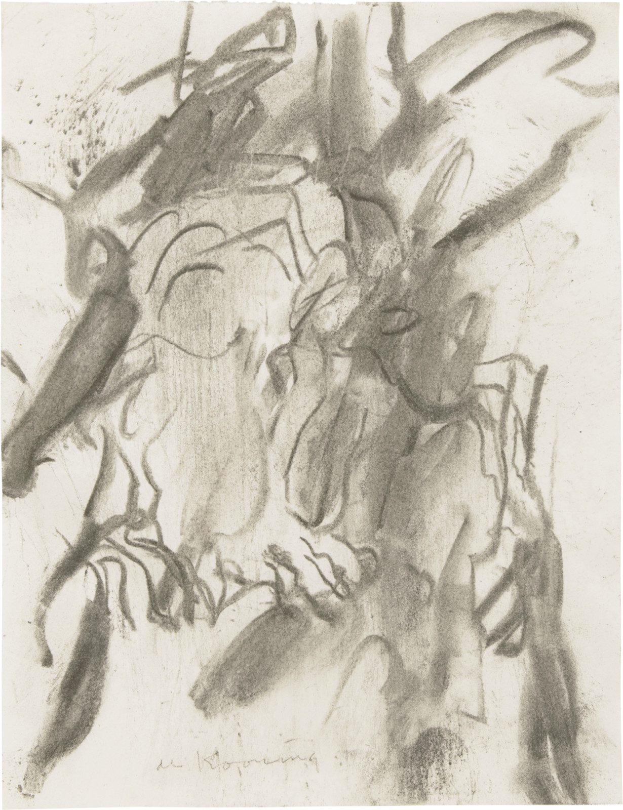 Drawing, dated c. 1975–80