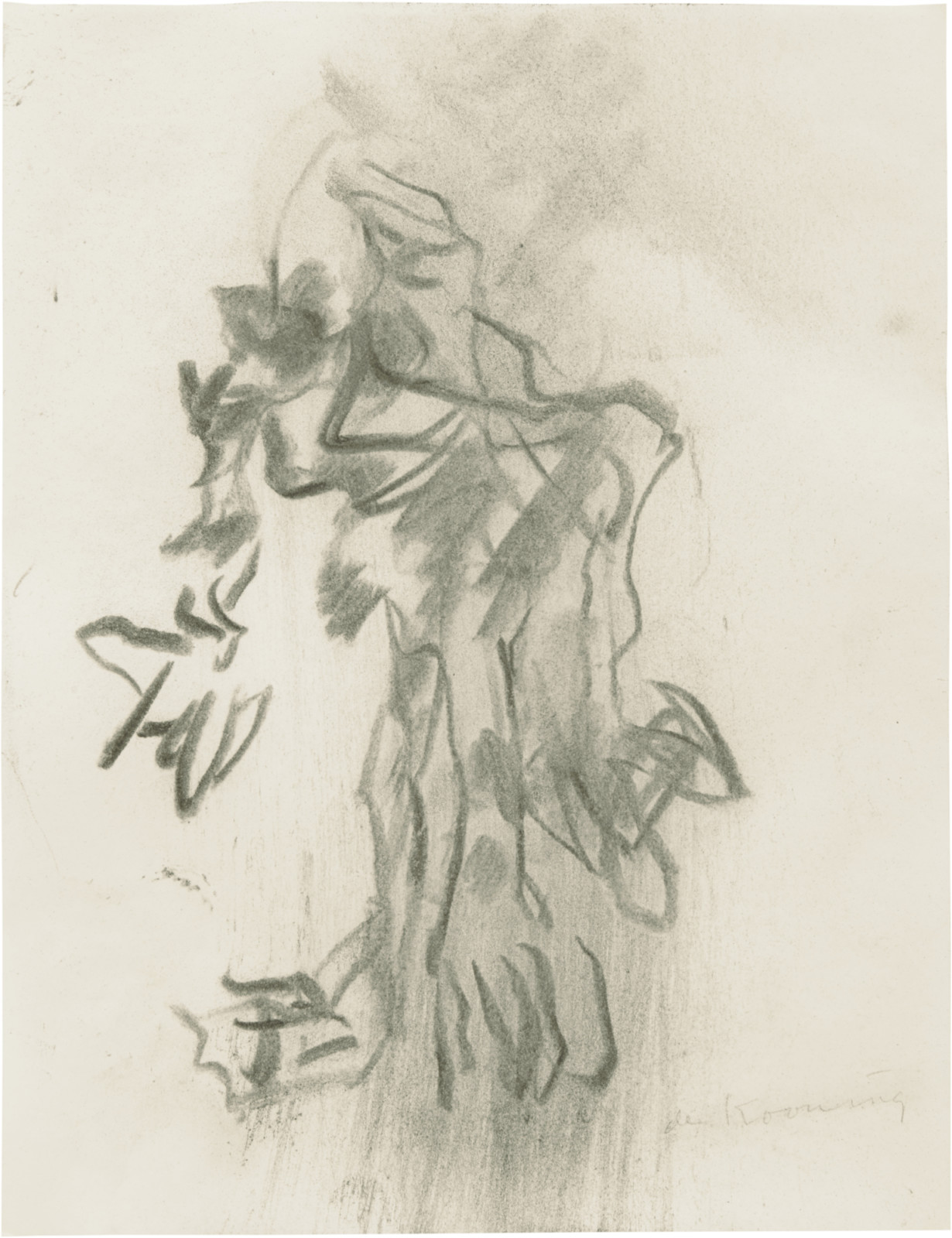 Drawing, dated c. 1970–75