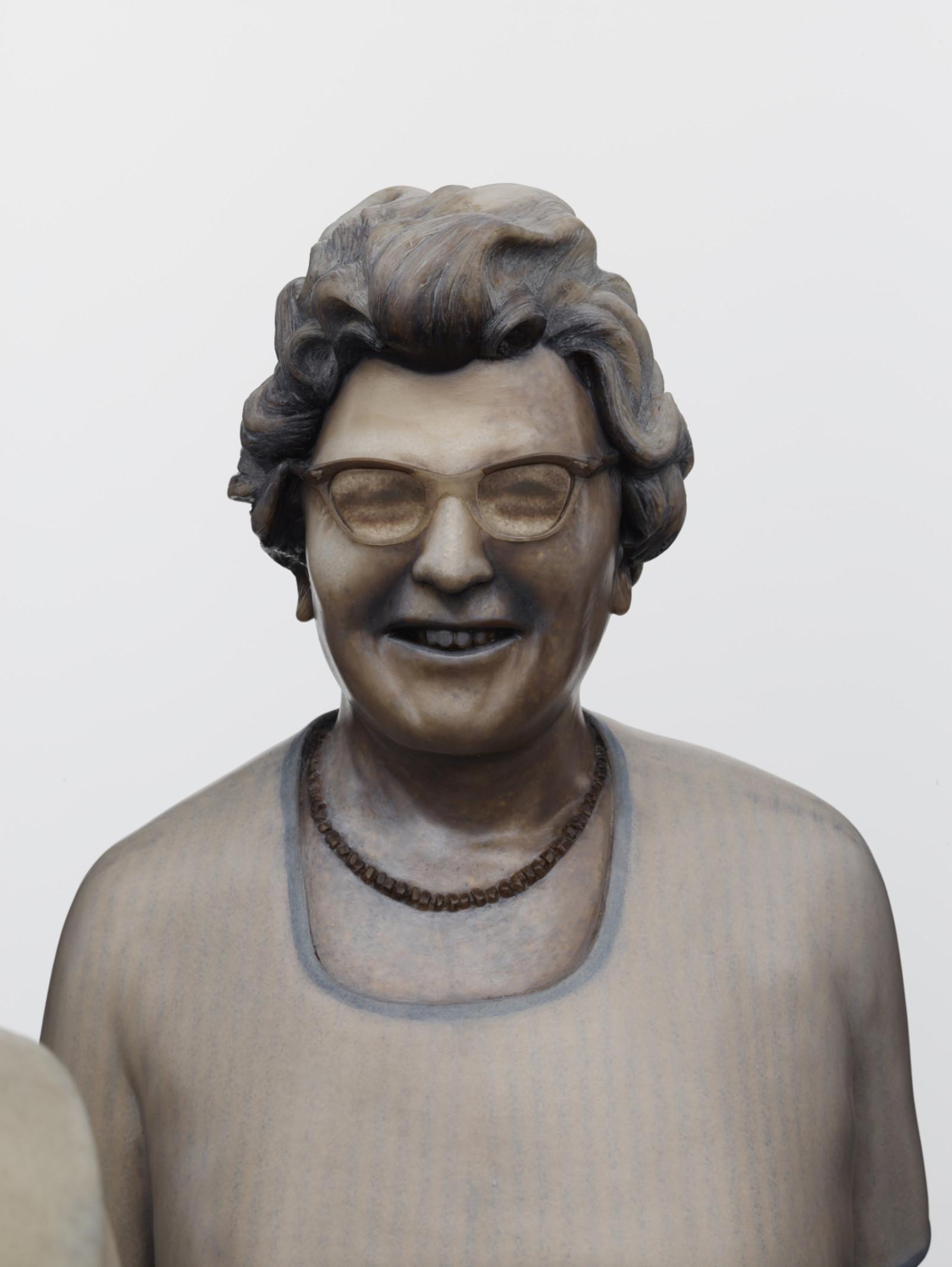 Sculpture by Martin Honert, , dated 2012
