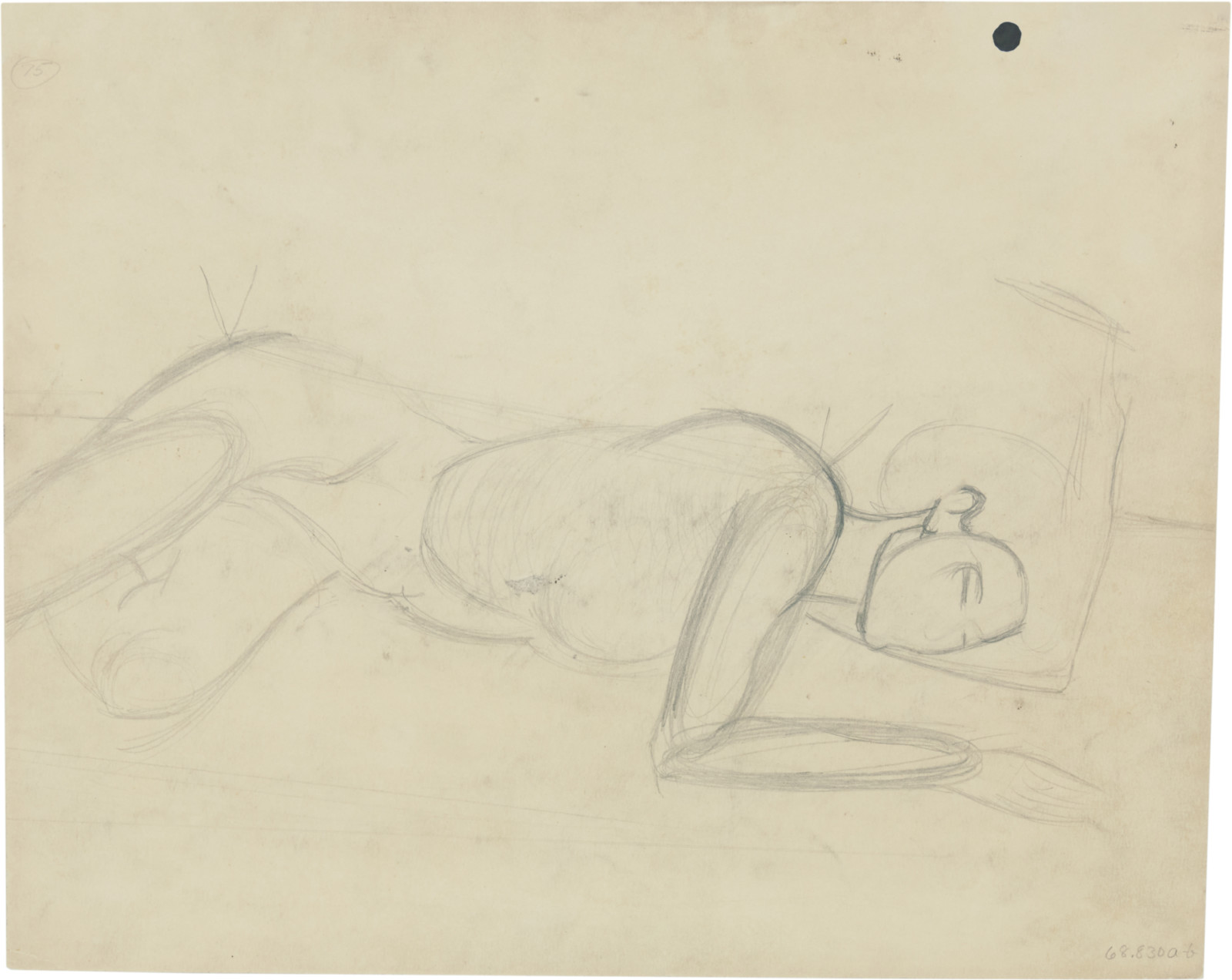 Artwork, dated c. 1938